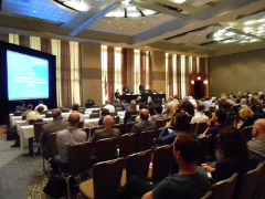 Project Presentation at 8 ICI in Chicago (August 24-28, 2014)