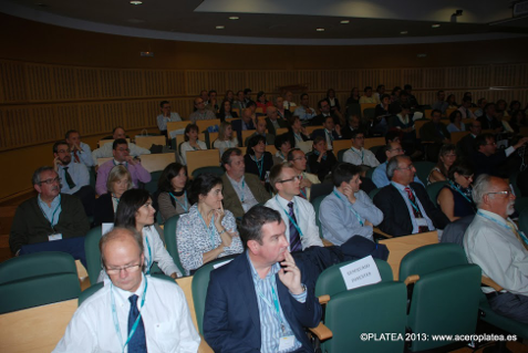 Project presentation at an International metallurgical Symposium (24-25 October 2013)