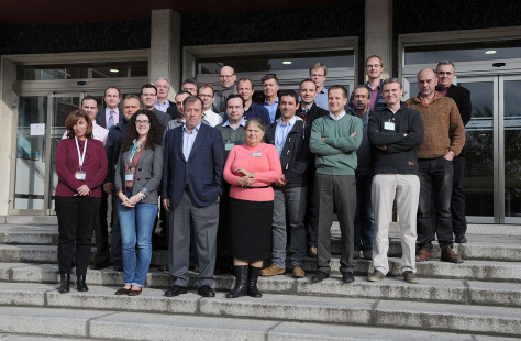 Final Project Meeting at CIEMAT Spain. 18-19 November 2014.