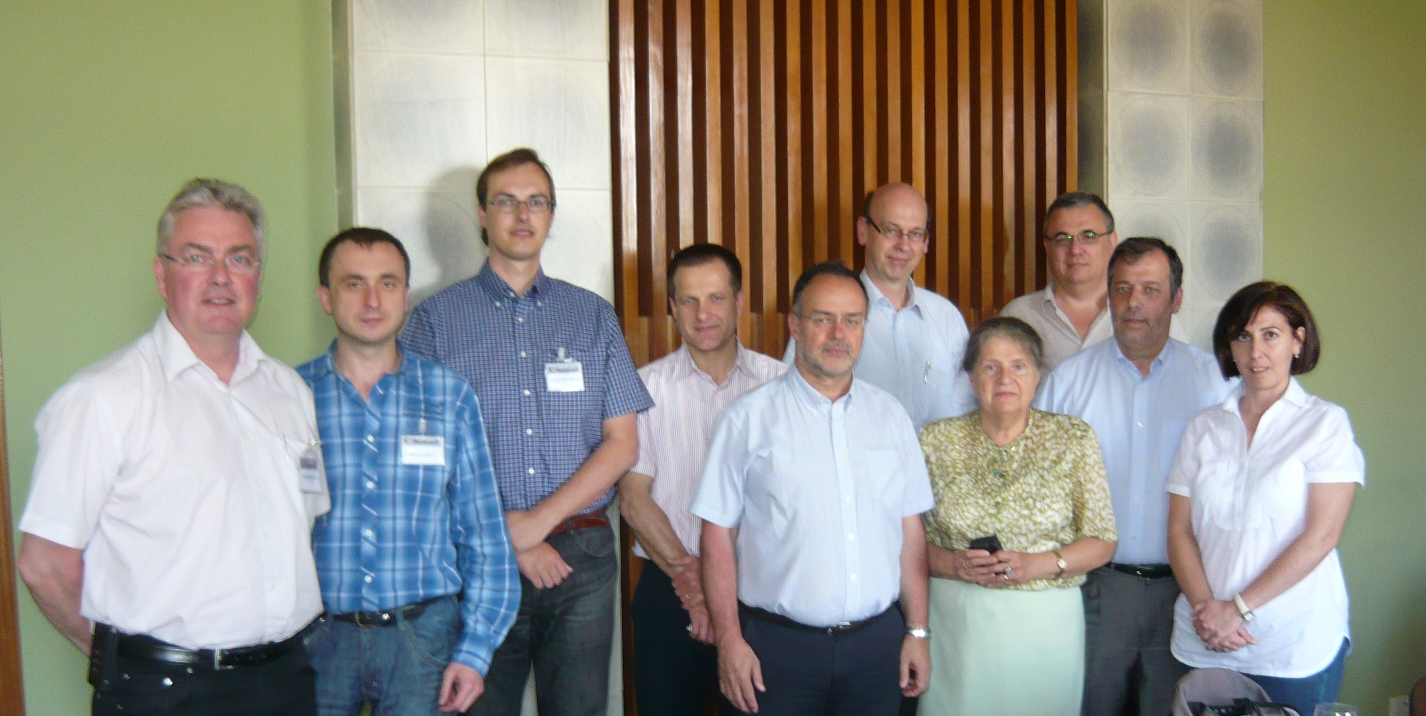 MetroMetal extraordinary meeting (5 June 2012)