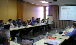 Kick-off meeting (10 to 12 January 2012)