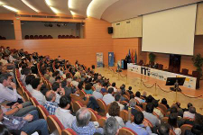 Project presentation at the Spanish Conference of Metrology (12-14 June 2013)