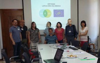 Imagen de la segunda reunión de seguimiento